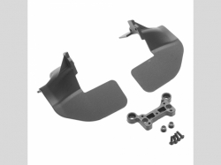 ARRMA AR320376 Front Dirt Guards Outcast