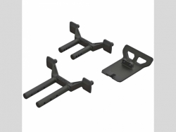 ARRMA AR320385 Truck Body Mount & Bumper Set