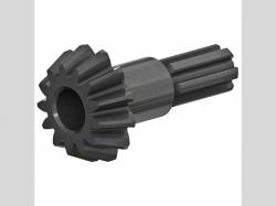 ARRMA AR310886 CNC Mtl Input Gear 13T 4x4 7 75 BLX 3S 4S