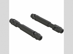 ARRMA AR310780 Composite Front Slider Driveshaft Set 4x4