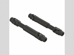 ARRMA AR310864 Composite Rear Slider Driveshaft Set 4x4