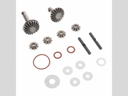 ARRMA AR220038 Diff Maintenance Set: Nero
