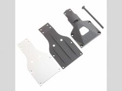 ARRMA AR320204 Lower Plate Aluminum