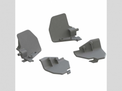 ARRMA AR320421 SC Side Guard Set 4x4 SENTON MEGA
