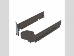 ARRMA AR320463 Mt Side Guard Set
