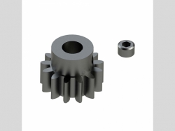 ARRMA AR310474 Steel Pinion Gear 13T Mod1 5mm