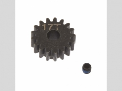 ARRMA AR310478 Steel Pinion Gear 17T Mod1 5mm