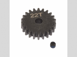 ARRMA AR310483 Steel Pinion Gear 22T Mod1 5 mm