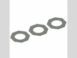 ARRMA AR310790 Slipper Pad (3) 4x4