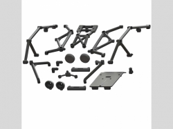 ARRMA AR320450 Roll Cage Set RAIDER XL