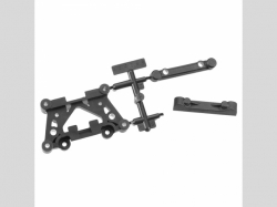 ARRMA AR330168 Suspension Mount Set Front