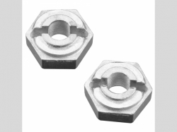 ARRMA AR330132 Wheel Hex Aluminum 12mm (2)