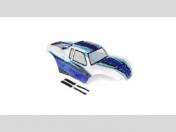 Losi LOS250014 MTXL Karosserie lackiert weiss