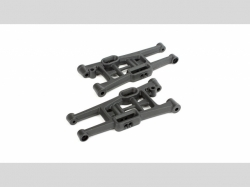 ECX0813 Front Suspension Arm Set: Lower