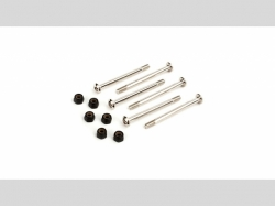 ECX0827 Outer Pivot Screw Set (6)