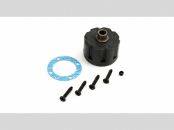 ECX0858 Differential Housing FR/Ctr/R