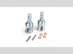 ECX0860 Diff Outdrive Cups/Pins FR/R