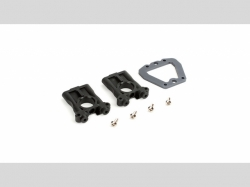 ECX0870 Center Diff Mount/Top Brace Set