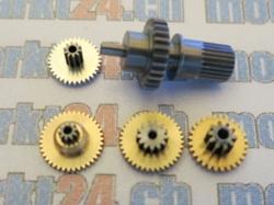 Ersatzgetriebe zu Servo KST DS115MG/DS215MG