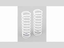 ECX0884 Shock Spring Set Front White 1.5 (2)