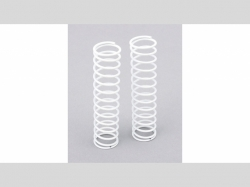 ECX0885 Shock Spring Set Rear White 1.5 (2)