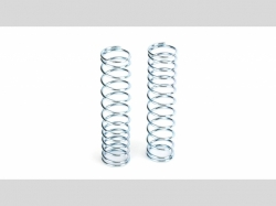 ECX0887 Shock Spring Set Rear Silver 1.6 (2)