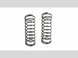 ECX0888 Shock Spring Set Front Black 1.7 (2)