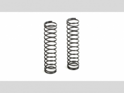 ECX0889 Shock Spring Set Rear Black 1.7 (2)