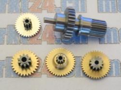 Ersatzgetriebe zu Servo KST DS245MG