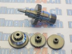 Ersatzgetriebe zu Servo KST DS515MG