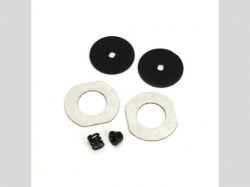 ECX1024 Slipper Plates, Pads, Springs