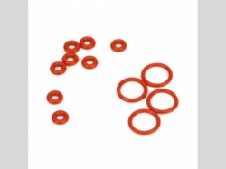 ECX1043 dämpfer O-ring Set: Circuit