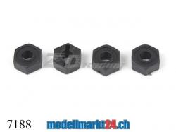ZDRacing 7188 6-Kant Antriebsrad zu Modellen 1:10