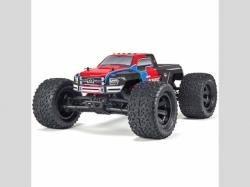 Arrma Monstertruck GRANITE 1:10 2WD EP RTR VOLTAGE Red/Bla..