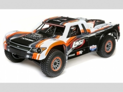 Losi D.TRUCK SUP. BAJA REY BND 4WD 1:6 EP mit AVC TECHNOLO..