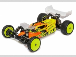 Losi TLR 22 5.0 Buggy KIT 2WD 1:10 EP, RC-Modellauto