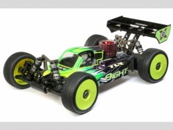 Losi TLR 8IGHT-X BUGGY 4WD 1:8 GP KIT, RC-Modellauto