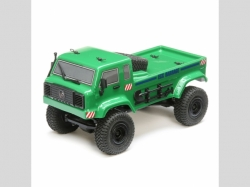 ECX Monstertruck BARRAGE FPV RTR 4WD Grün 1:24 EP, RC-Mode..