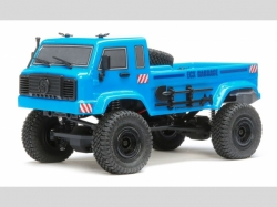 ECX Monstertruck BARRAGE RTR 4WD Blau 1:24 EP, RC-Modellauto