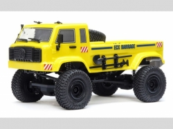 ECX Monstertruck BARRAGE RTR 4WD Gelb 1:24 EP, RC-Modellauto