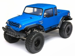ECX Monstertruck BARRAGE GEN2 Blau 1:12 4WD EP RTR, RC-Mod..