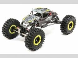 ECX CRAWLER TEMPER Gelb 1:18 4WD EP RTR, RC-Modellauto