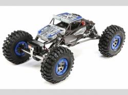 ECX CRAWLER TEMPER Blau 1:18 4WD EP RTR, RC-Modellauto