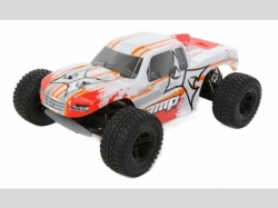 ECX MONSTER TRUCK AMP RTR 2WD Weiss/Orange 1:10 EP, RC-Mod..