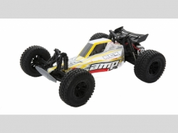 ECX DESERT BUGGY AMP RTR 2WD Weiss/Rot 1:10 EP, RC-Modella..