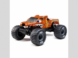 ECX Monstertruck BRUTUS 1:10 2WD EP RTR, RC-Modellauto