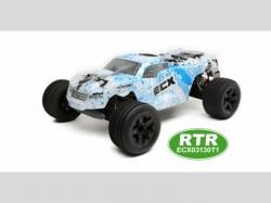 ECX S.TRUCK CIRCUIT Weiss/Blau 1:10 2WD EP RTR, RC-Modella..