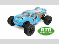 ECX S.TRUCK CIRCUIT Blau 1:10 2WD EP RTR, RC-Modellauto