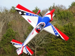 "EXTREMEFLIGHT-RC LASER 104"" PRINTED COLOUR SCHEME ARF"