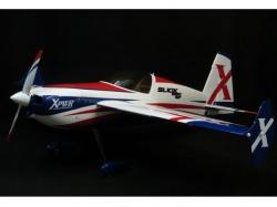 "EXTREMEFLIGHT-RC SLICK 580 52"" ARF ROT / WEISS"